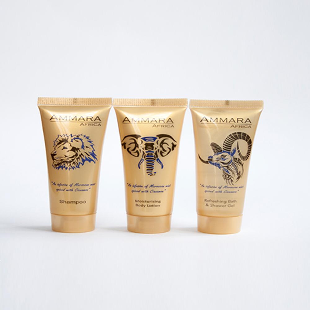Shampoo/Body Lotion/Shower Gel