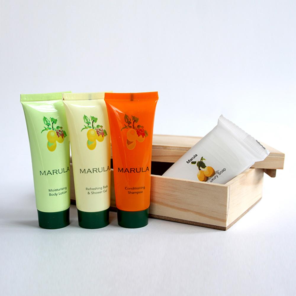 MARULA - Shampoo-Body Lotion-Shower Gel